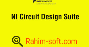 ni-multisim-ultiboard-electronics-circuit-design-suite-14-free-download
