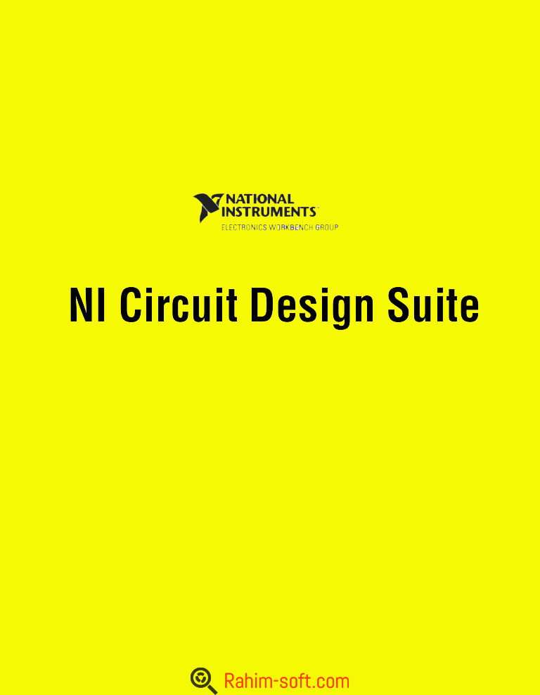 NI Multisim Circuit Design Suite 14 Free Download