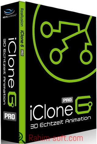Reallusion iClone 6.5 Pro Free Download