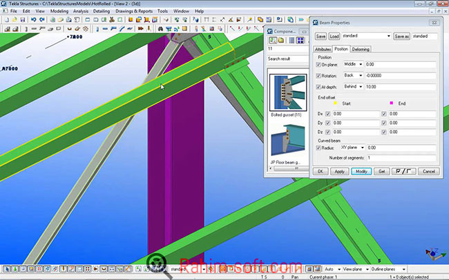 Tekla Structures 2016i Free Download