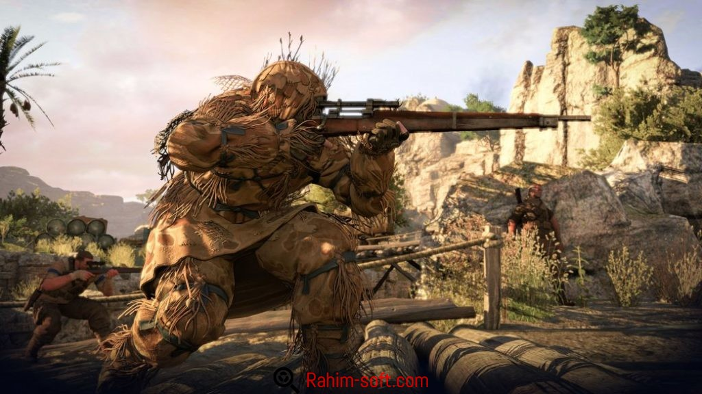 Sniper Elite V2 Free Download