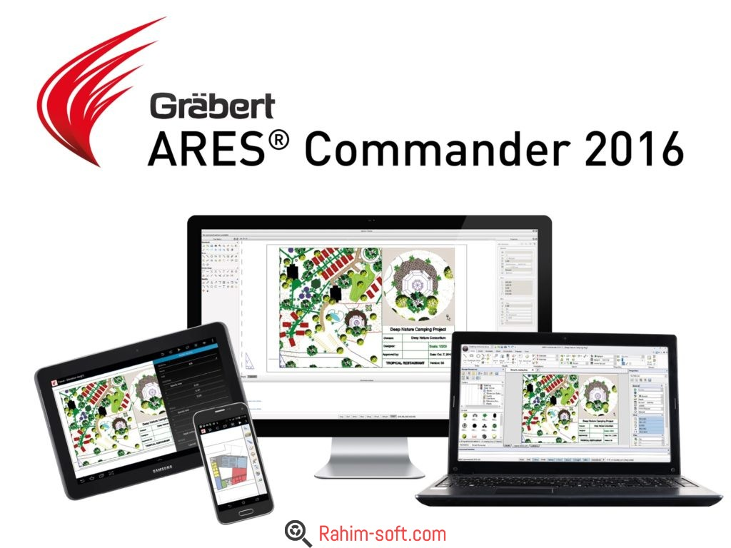 Graebert ARES Commander Edition 2016 Free Download