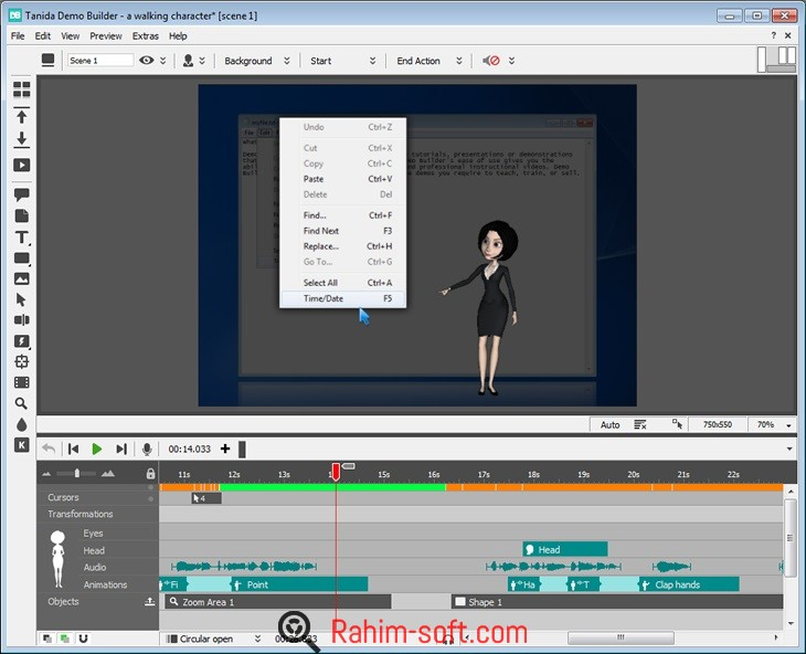 Tanida Demo Builder 11 Free download