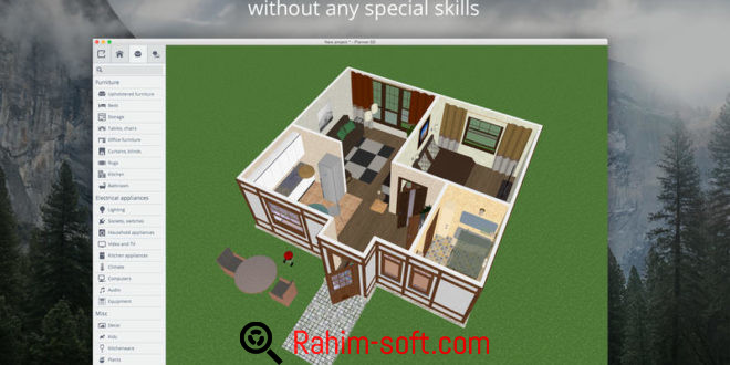 Planner 5D Interior Design 1.6.8 Unlocked Free download