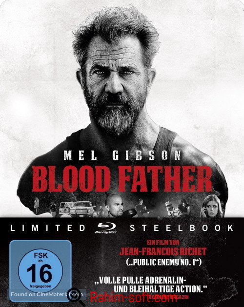 Blood Father 2016 Full Movie Free Download