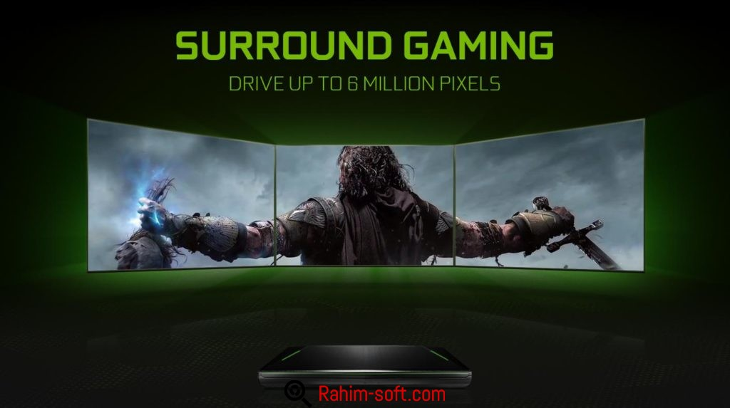 NVIDIA GeForce Game Ready Desktop