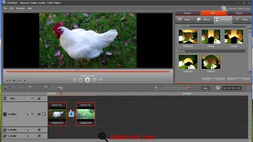 Movavi Video Suite 15.4 Free Download