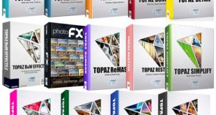 Topaz Plug-ins Bundle for Adobe Photoshop 2016-12-01