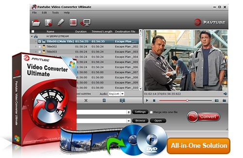 Pavtube HD Video Converter 4.9 Free Download