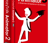 CrazyTalk Animator v3 Free Download