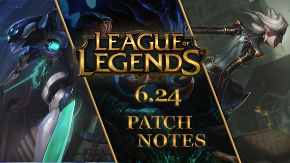 League of Legends 6.24 Free download