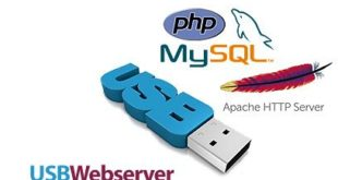 USBWebserver 8.6 Portable Free Download