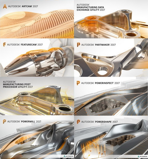 Autodesk Delcam PowerMill 2017 SP3 Free Download