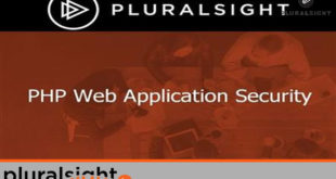Pluralsight PHP Web Application Security Video Tutorial