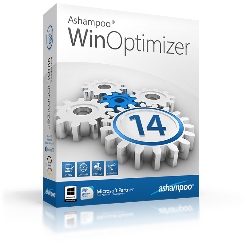 Ashampoo WinOptimizer 14 Free Download