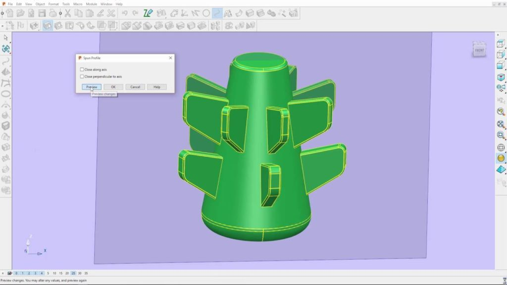 Autodesk Delcam PowerShape 2017 SP5 Free Download