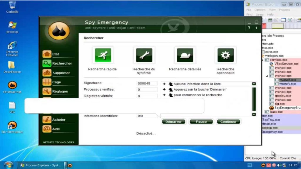 NETGATE Spy Emergency 24.0 Free Download