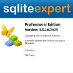 SQLite Expert Professional Edition 4.2 Free Download