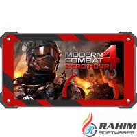 Download Modern Combat 4 Zero Hour Apk Obb Free