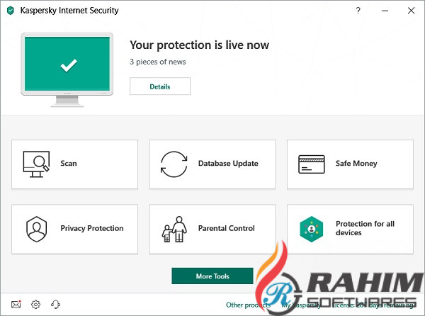 Kaspersky Internet Security 2019 Offline Free Download
