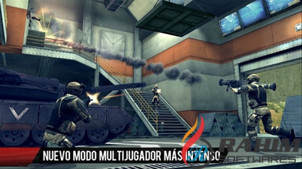 Modern Combat 4 Zero Hour Apk Obb Free Download