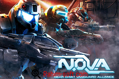 N.O.V.A.3 - Near Orbit Vanguard Alliance HD Android