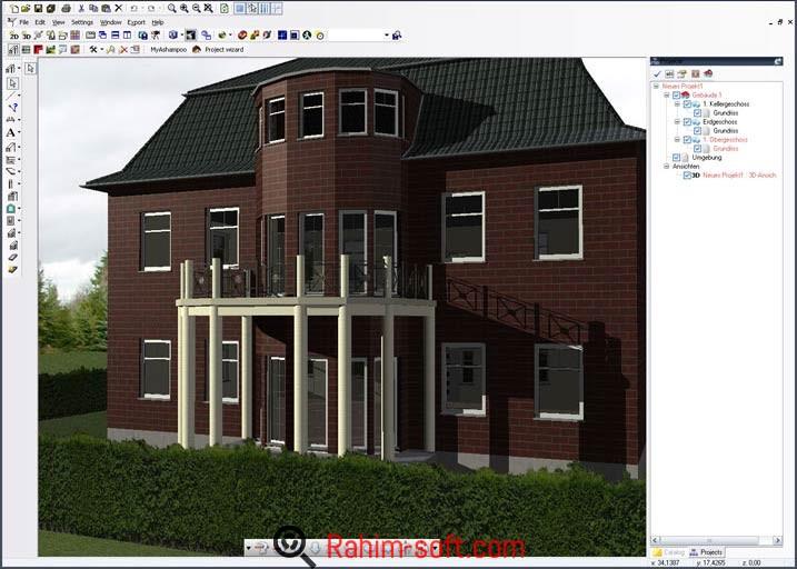 Ashampoo Home Designer Pro 3 Download Full