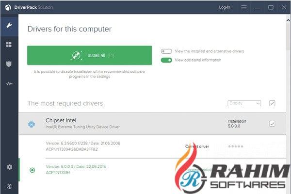 DriverPack Solution 17.10.14 Offline Free Download