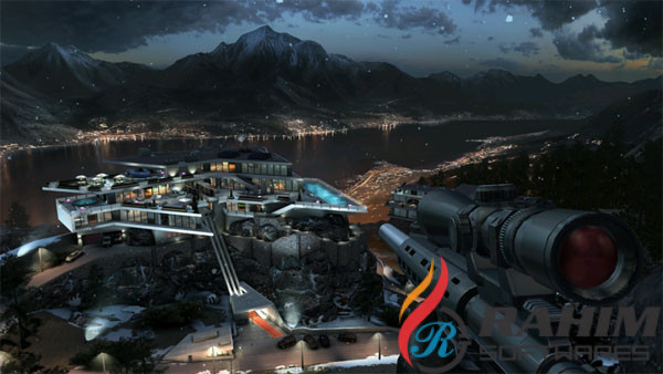 Free Download hitman sniper apk