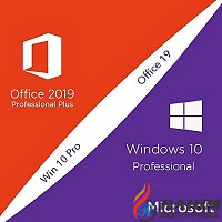 Windows 10 Pro 2019 incl Office 2019 ISO Free Download