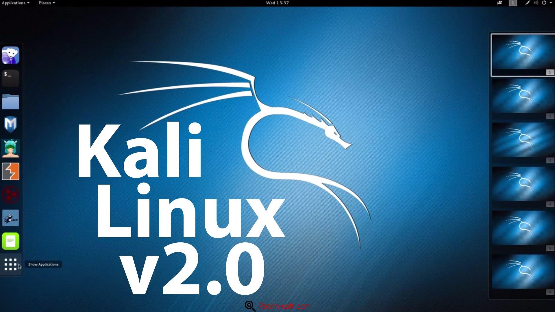 Kali Linux 2 0 32 And 64 Bit Download Rahim Soft