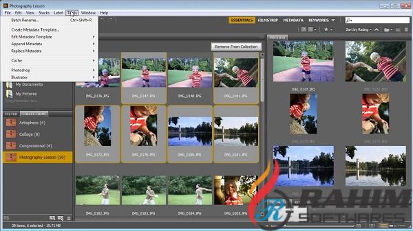 Adobe Bridge CC 6.3 x86-x64 Free Download