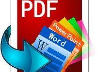 AnyMP4 PDF Converter Ultimate 3.3.8 Free Download
