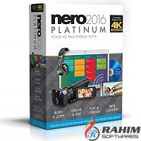 Nero 2016 Platinum 17 With Content Pack Free Download