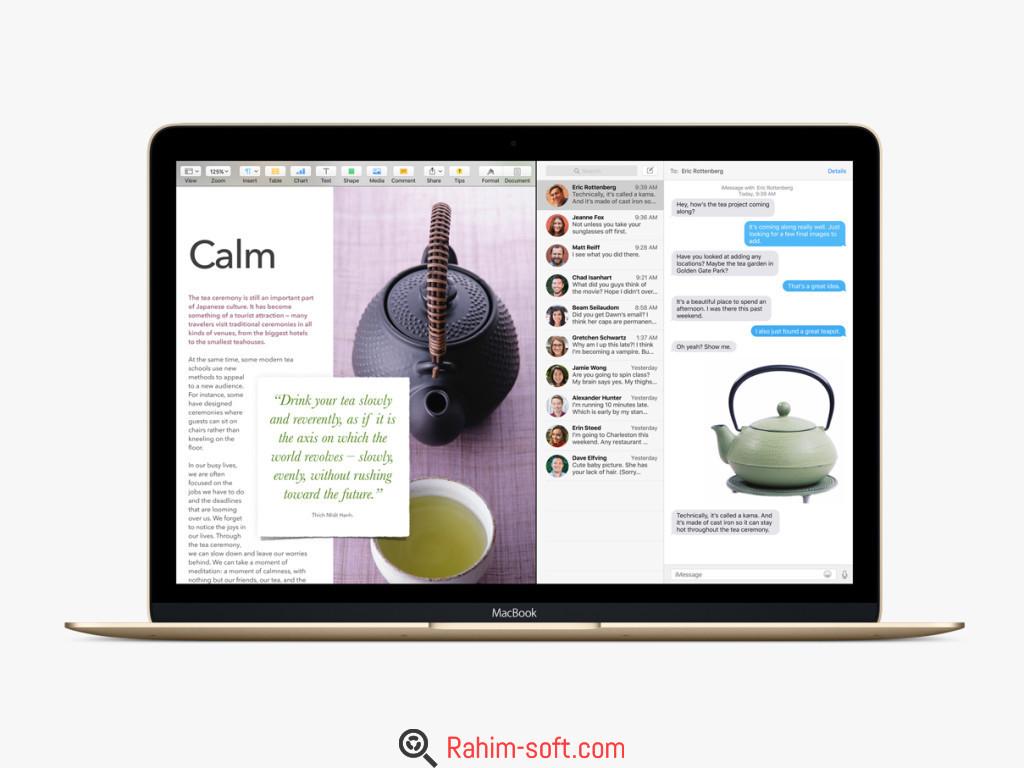 OS X El Capitan 10.11.4 Multilingual MacOSX Mac App Store