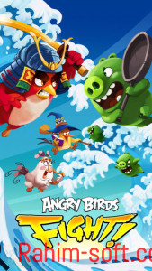 Angry Birds Fight RPG Puzzle Free Iphone