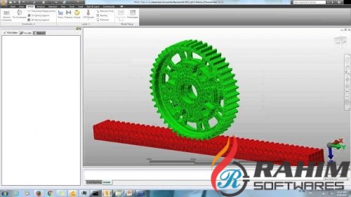 Autodesk Simulation Mechanical 2017 Free Download