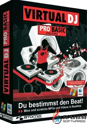 Virtual Dj Pro 8 Free Download