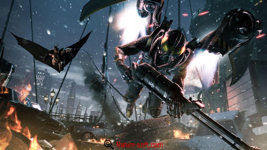 Batman Arkham Origins The Complete Edition pc