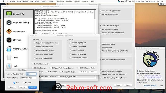 El Capitan Cache Cleaner Free Download