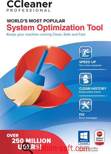 CCleaner Professional v5.19 Free Download