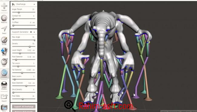 Autodesk Meshmixer Free Download