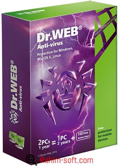 Dr.Web Anti-Virus Free Download