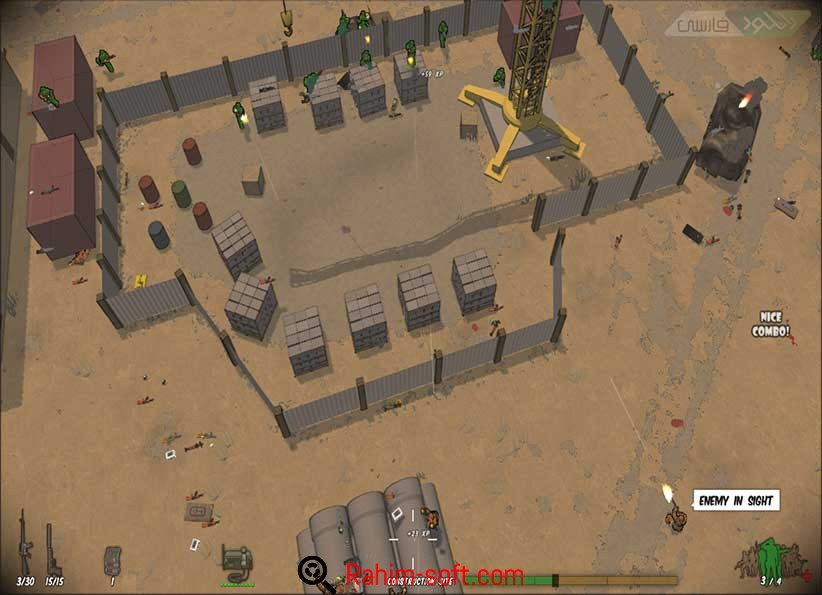 Running with Rifles v1 Free Download