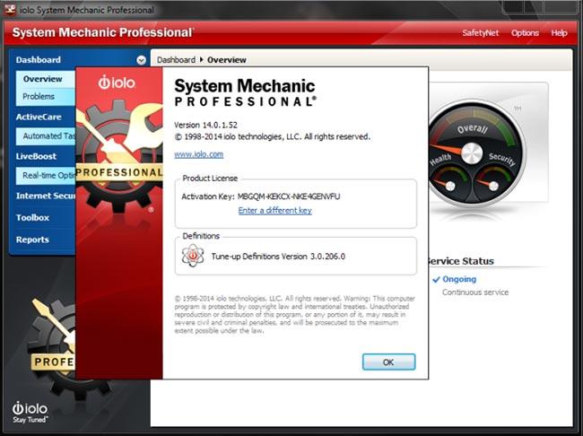 System Mechanic v16 Free Download