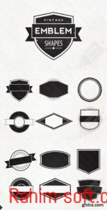 Graphicriver The Vintage Logo & Badge Collection