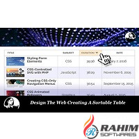Free Download Design The Web Creating