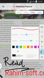 Kdan PDF Reader 3.3 For Android Free Download