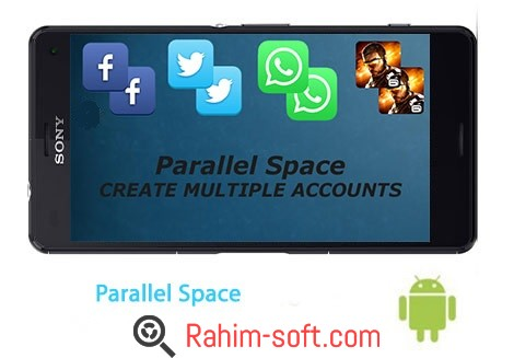 Parallel Space 2.2 For Android Free Download