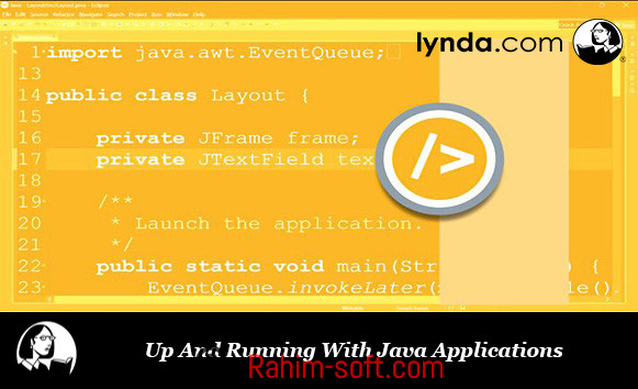 Up And Running With Java Applications